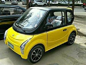 电动汽车72伏,6块电瓶冷暖空调 电话13832325945