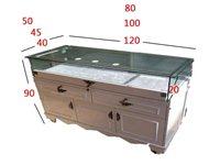 飾品展示柜 自帶儲物功能 有5個 一個800 交易地蕭縣
