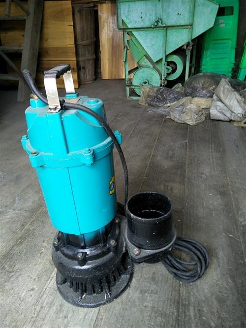 电抽水泵100台,汽油泵4台/