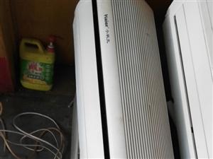 海尔空调1.5p便宜出   不安装