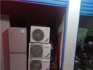 大量的二手空调,冰箱,冰柜,洗衣机,电视金沙国际网上娱乐。包安装,包质量。价格面议此长期有效。