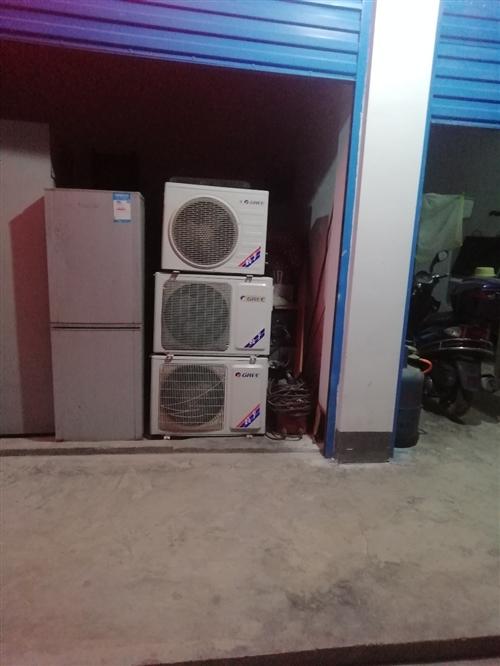 大量的二手空调,冰箱,冰柜,洗衣机,电视出售。包安装,包质量。价格面议此广告长期有效。