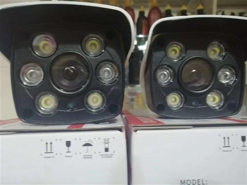 wifi無線監控攝像頭連接手機  汝州市內上門安裝 有200萬500萬像素。一臺攝像頭相當于一套監...