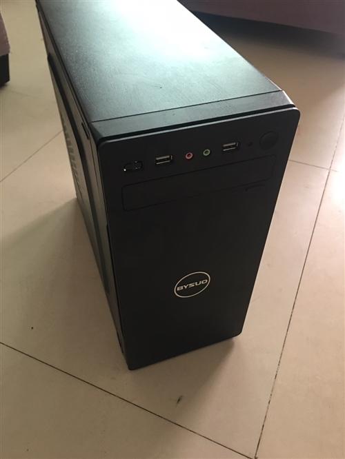 卖一个99成新的电脑主机,4G内存,60固态硬盘,DNF专用电脑主机,要的联系,便宜卖了。