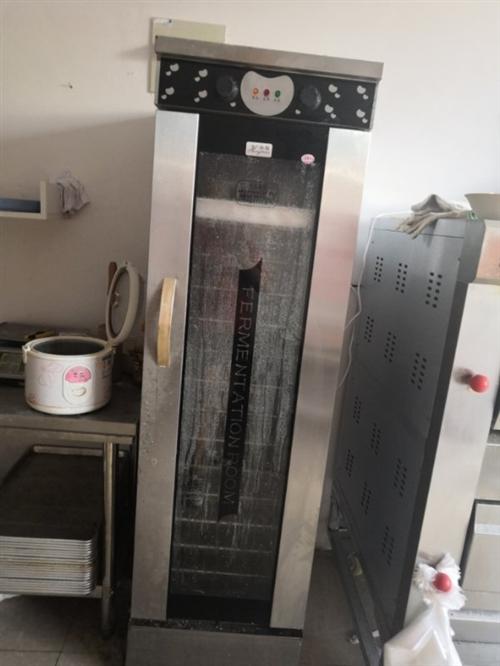 燃气烤箱,发孝箱,圧面机,搅拌机,各一台,九成新,价格面议