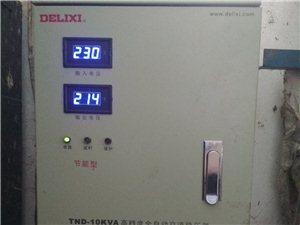 家用低壓高精度升壓器,德力西品牌,9成新,最低電壓80伏也可升至220伏正常電壓,價格:800元,聯...