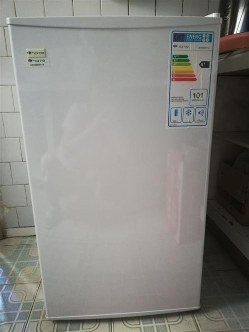 低價轉讓美的小冰箱,可冷藏