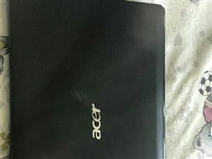 宏碁i5笔记本  成色如图,128G固态加500机械硬盘,4g运行内存,1G独显,高保真音频,音效不...