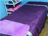 美容床80*2米   300元两张8-9成新 鹤山富华路122号送四件套