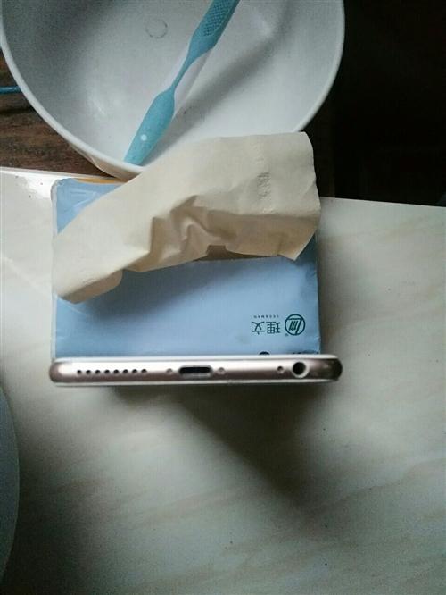 自用蘋果6p,電池剛換一個用。國行全網通 除電池全是原裝,95新角上有點小磕碰,其它完美