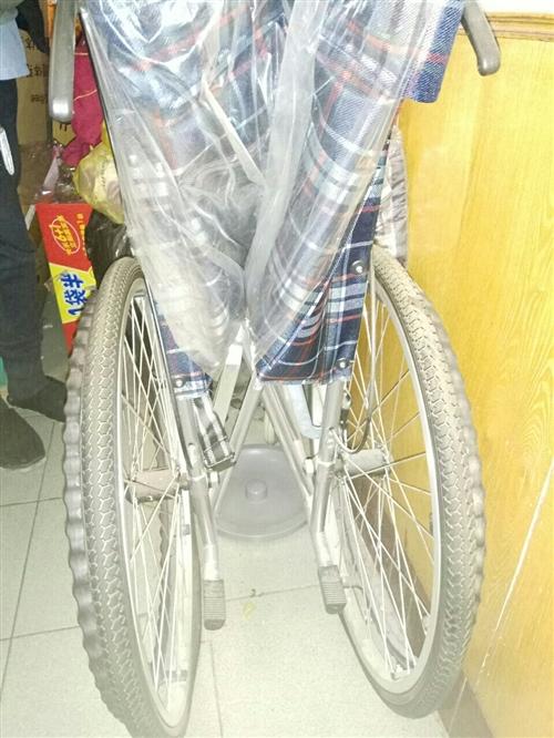 新轮椅,没有使用过汽车后备箱放不下转让