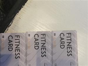 和朋友�k的�W生�F�w健身卡,三人卡打包�理,不�巍T��r599,�F299出售,有效期到九月一。155_6...
