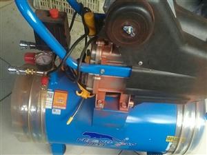 上海捷豹空气压缩机 4P 用过一次闲置了
