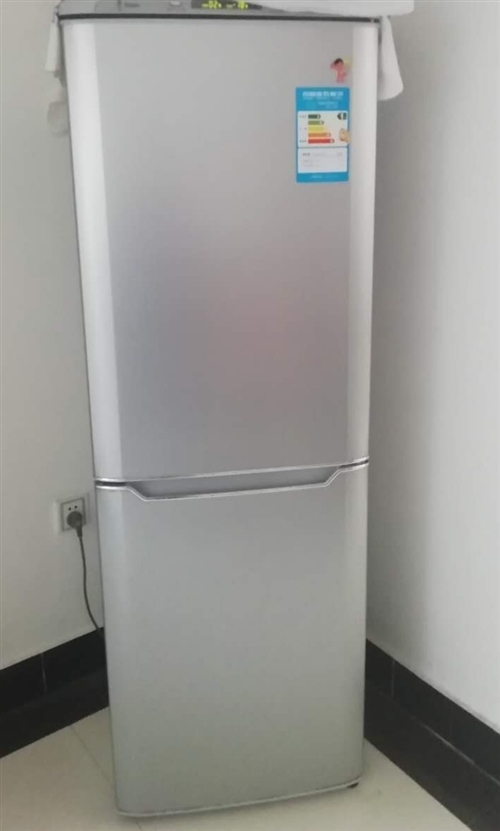 海爾冰箱嘎嘎好使