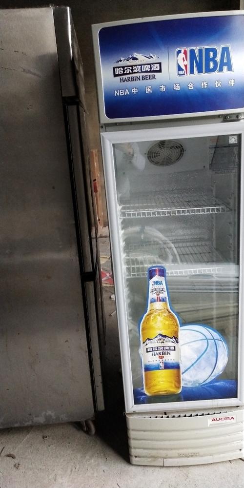 潢川出售澳柯玛风冷无霜二手保鲜柜