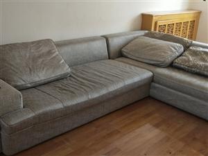 自家用的沙发 需要自取 非诚勿扰