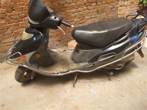 豪爵福星摩托车一辆,潢川本地