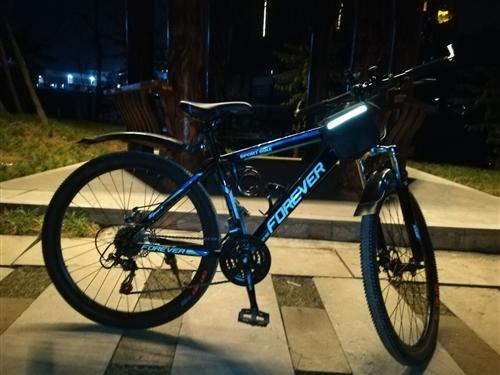 永久牌自行車,12個檔位之前拿來代步的,騎了一個月,目前閑置了幾個月沒騎,外觀沒損傷,買回來750,...