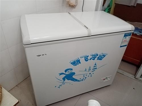 8成新冰柜出售,新飞牌191升单温,实际使用时间不长。