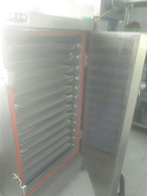 蒸箱醒發箱一套托盤墊布都有只用過一兩次