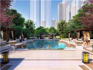 天下城3室 2厅 2卫双阳台超好小区环境配套设施
