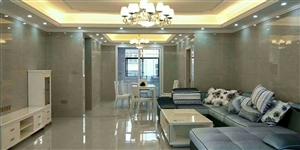 阳光水岸,江边小区4室2厅2卫,豪华装修,105万