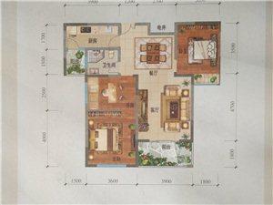 天成名都,环境优美,小户型3室2厅,仅售69.9万