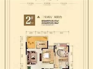 国维・中央府邸4室 2厅 2卫69.6万元