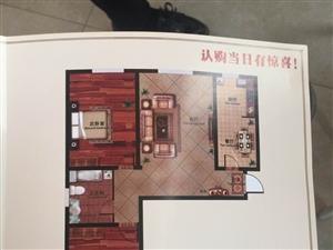 蓝波圣景2室 2厅 水暖首付38万贷款35万包更名