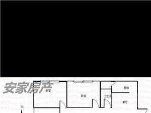 上宅公馆 低层精装大三室 65万元