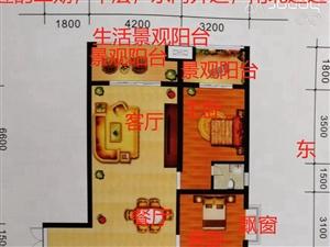 莲韵二期电梯毛坯现房,包证售56.8万