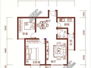 龙翔国际2室 2厅 1卫53.8万元