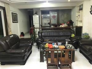 登科小区3房,家具家电齐全,高层视野开阔,采光好