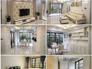 绿地中央花园精装3室 2厅 2卫115.8万元