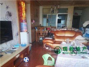 龙腾锦城3室精装带家具中间楼层8楼带电梯。