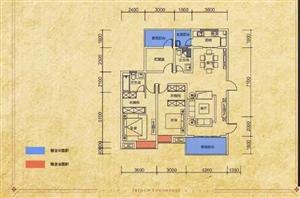 �|岳府洋房3室 2�d 2�l75�f元