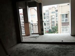 御景湾6-7楼复式楼出售毛坯房户型方正。