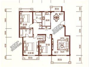 龙翔国际大三房仅售78万