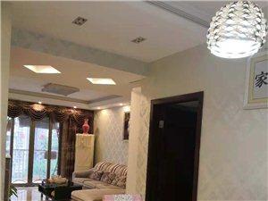 巴蜀花园精装房3室 2厅68.8万元