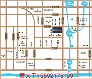 春禾国贸商会大厦写字楼Loft公寓房