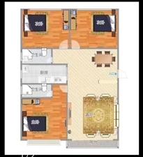 (安佳地产)文苑星居3室 2厅 2卫55万元