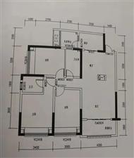 观澜湖3室 2厅 2卫66.6万元
