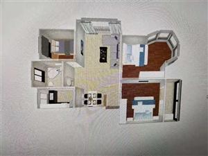 一品悟墅4室 2厅 2卫155万元