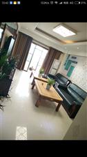 出租中强国际商务楼120平两室两厅精装修办公室一套
