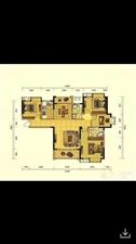 龙凤都城四期低楼层 116平方 76万元
