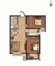 泰安佳苑2室 2厅 1卫65万元