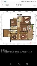 御景湾3室 2厅 2卫一手房65万元