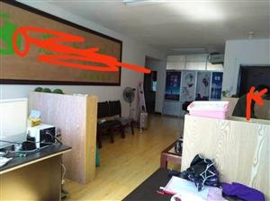 中山商城小区3室 2厅 2卫1250元/月