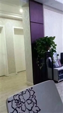 紫光大厦精装修家具家电全送拎包入住中央空调!