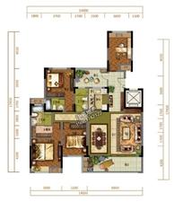 嘉和半岛江景大平层双主卧现房103.8万元